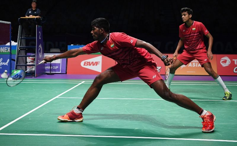 Satwik-Chirag nominated for 'Most Improved Player of the Year' award