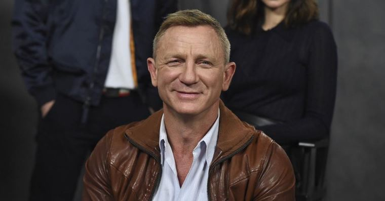 Hollywood actor Daniel Craig confirms his time as James Bond is ending