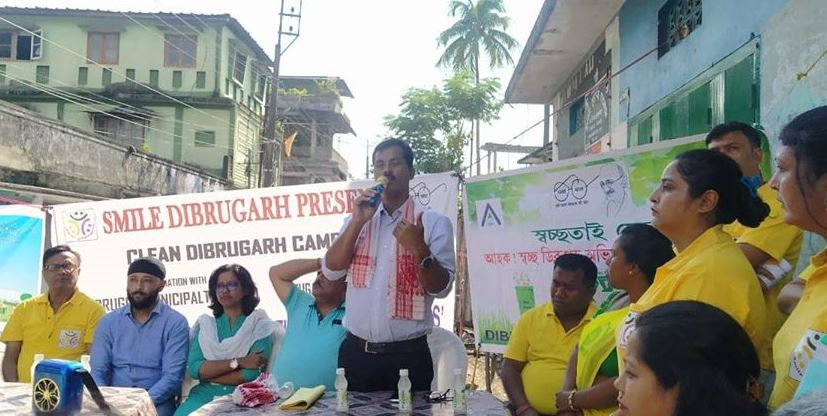 Dibrugarh based NGO to organize 'Clean Dibrugarh Campaign'