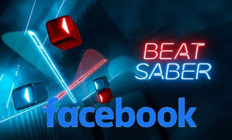 Facebook acquires maker of popular Virtual RealityGame Beat Saber