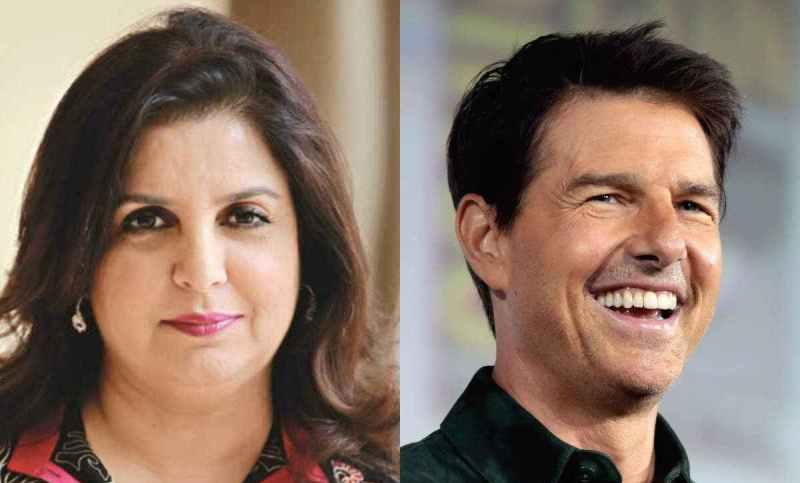 Filmmaker Farah Khan Wants To Make Tom Cruise Dance