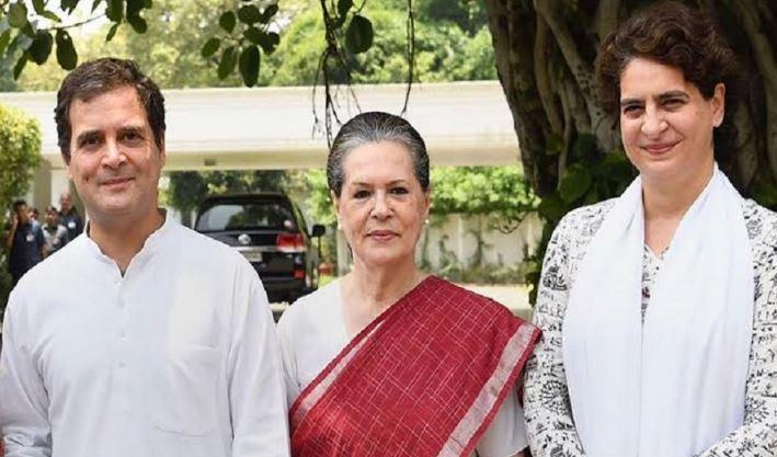 Tripura Congress Slams Removal of Gandhis SPG Cover