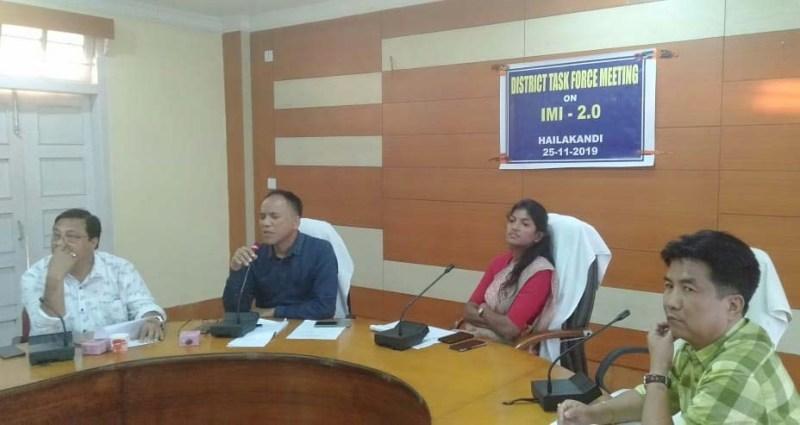 Hailakandi DC Keerthi Jalli urges stakeholders to keep up development momentum