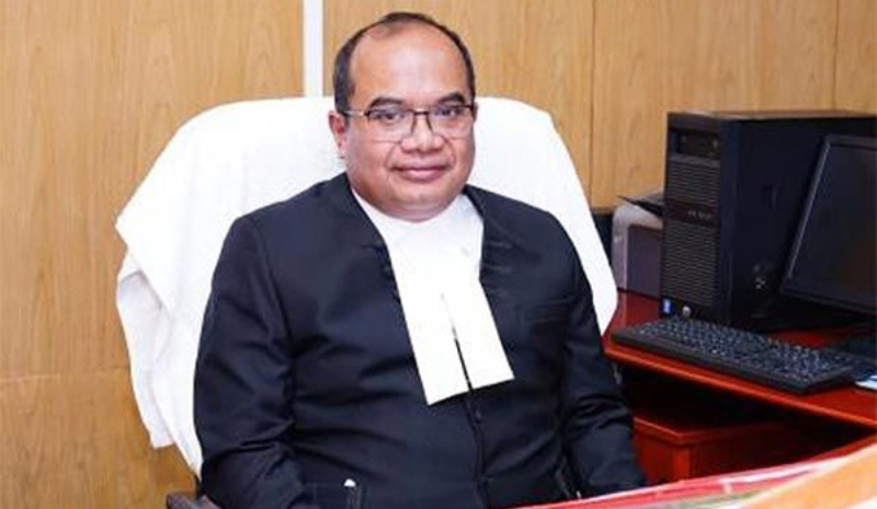 Justice Hamarsan Singh Thangkhiew To Be Acting Chief Justice of Meghalaya HC