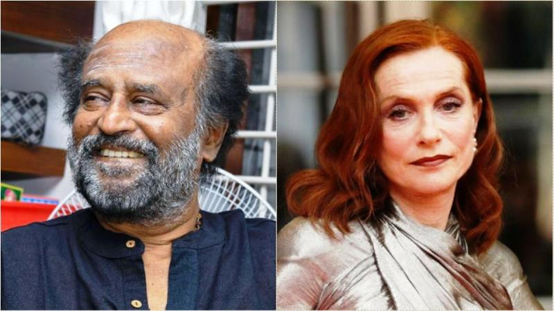 Honour for Rajinikanth, Isabelle Huppert at IFFI 2019