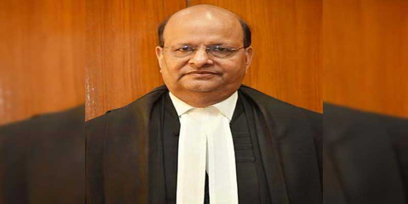 Justice Mohammed Rafiq to take Oath as Chief Justice of Meghalaya High Court