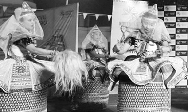 Celebrating 100 years ofManipuri dance at Shantiniketan