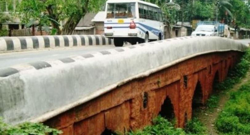 Dispur Move to Take over Namdang Stone Bridge