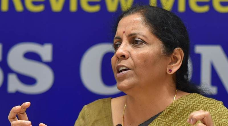 India still projected as fastest growing economy: Nirmala Sitharaman