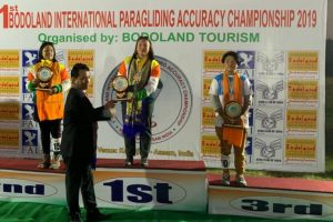 Bodoland International Paragliding