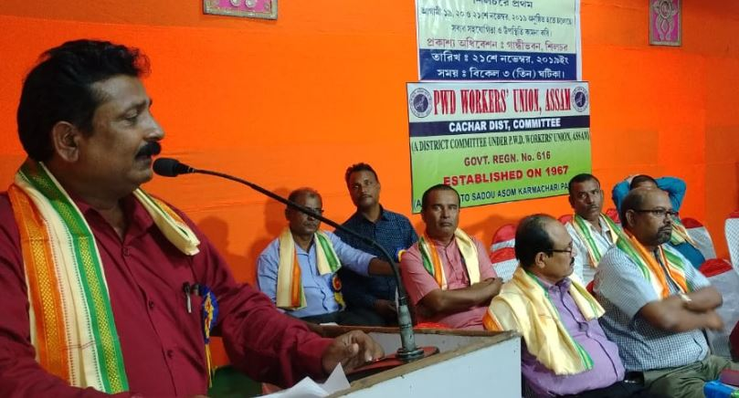 PWD workers' union calls for early resolution of demands