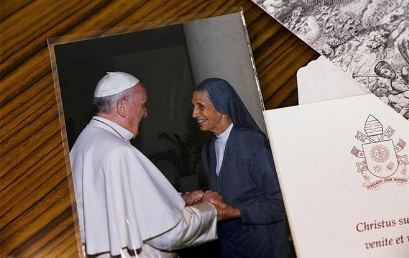 Pope Francis to reunite with cousin during Thailand Trip
