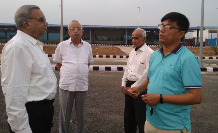 Rupshi Airport Revival Demand Committee urges AAI to reopen Rupshi Airstrip soon