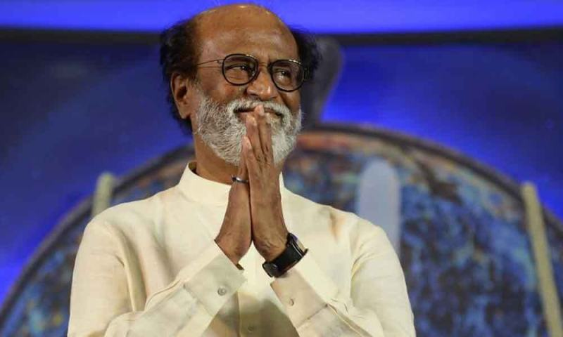 'TN people to perform miracle in Assembly polls': Rajnikanth