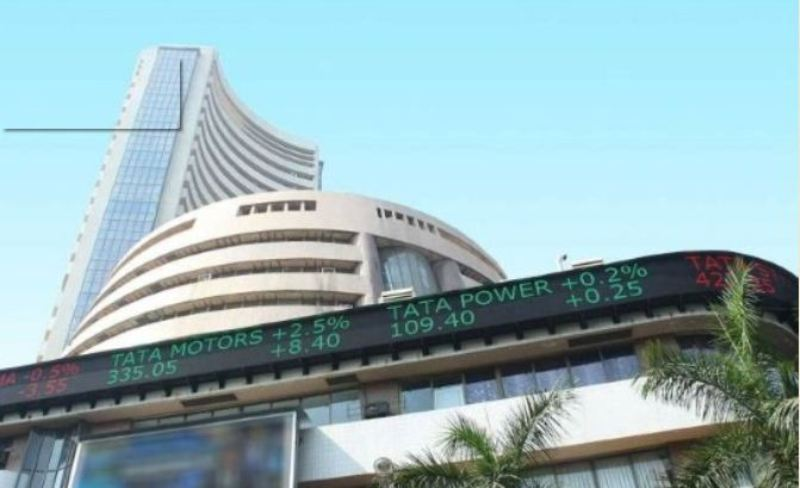 Sensex ends 206 points higher, Tata Group stocks fall