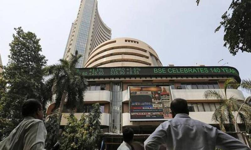 Sensex ends higher; Vodafone crashes, SpiceJet down
