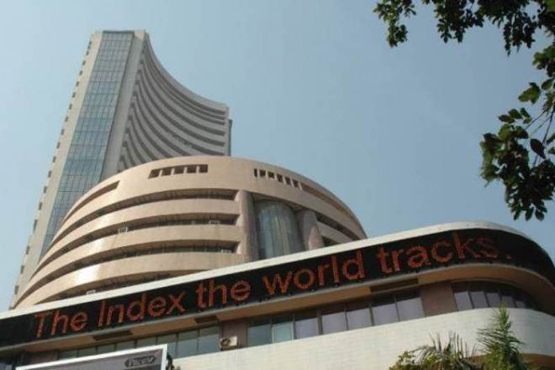 Sensex, Nifty end lower after hitting record high