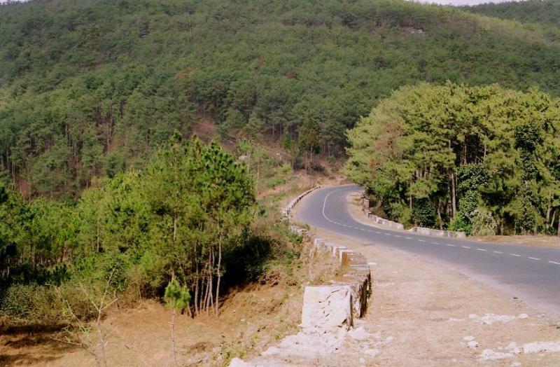 Jaintia Students Movement Central Body Demands Quick Repair of Road