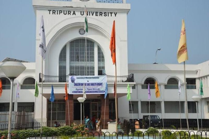 Tripura's Central university facing crisis, vital posts Vacant