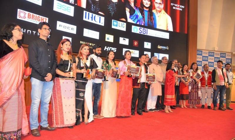 Unsung Heroes of Northeast Felicitated in Mumbai Event