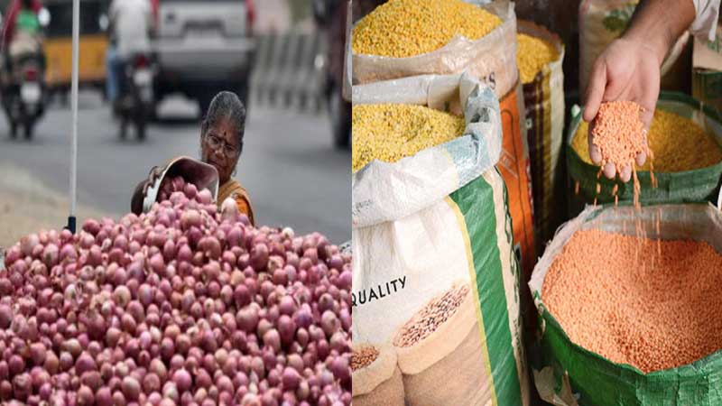 Central Government Directs NAFED to Supply Sale of Onion and Pulses