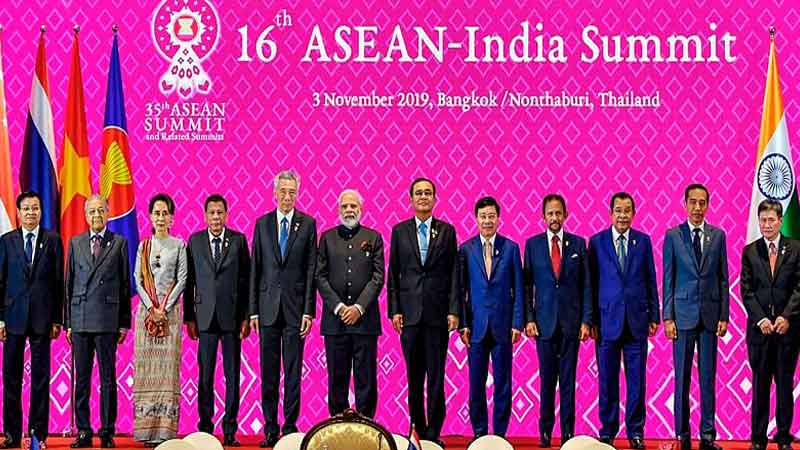 ASEAN Nations Pledge to Sign Mega Trade Deal in 2020