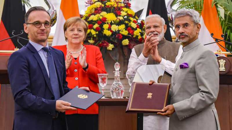 All India Football Federation Signs MoU With German Football Association