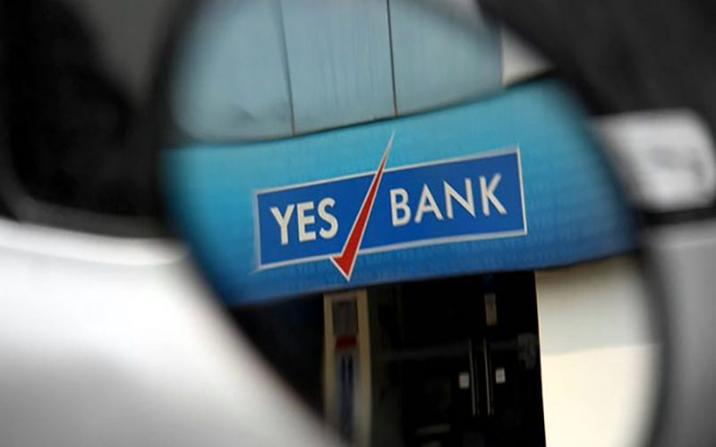 Yes Bank slips 5 percent ahead of key board meet