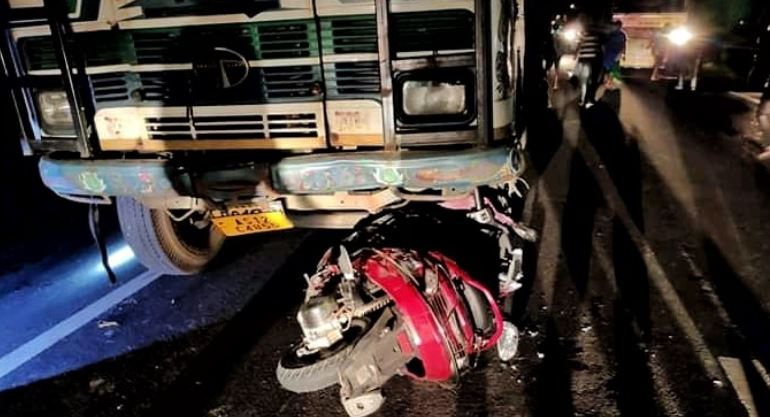 One killed, three injured in two separate road accidents across Assam