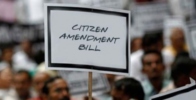 Organisations Protest Against Citizenship Amendment Act (CAA)