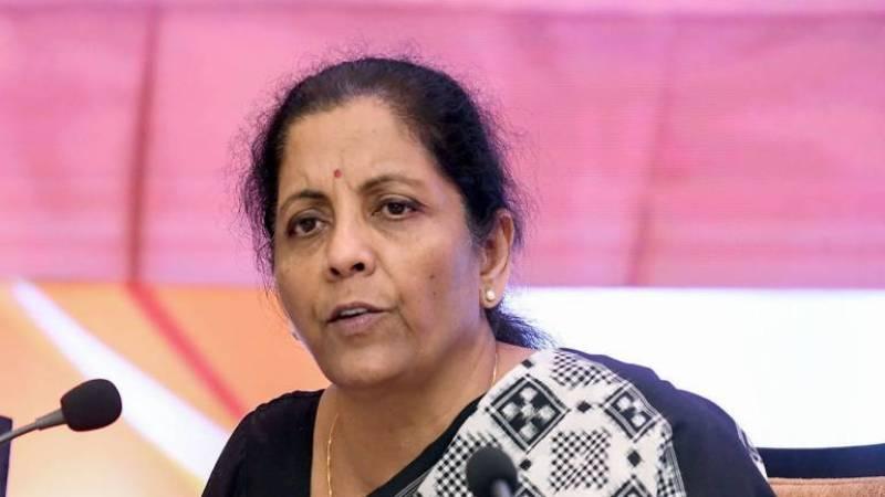 Growth slow but no recession: Nirmala Sitharaman