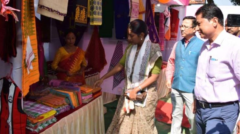 Drive against spurious handloom products to be launched at Silchar