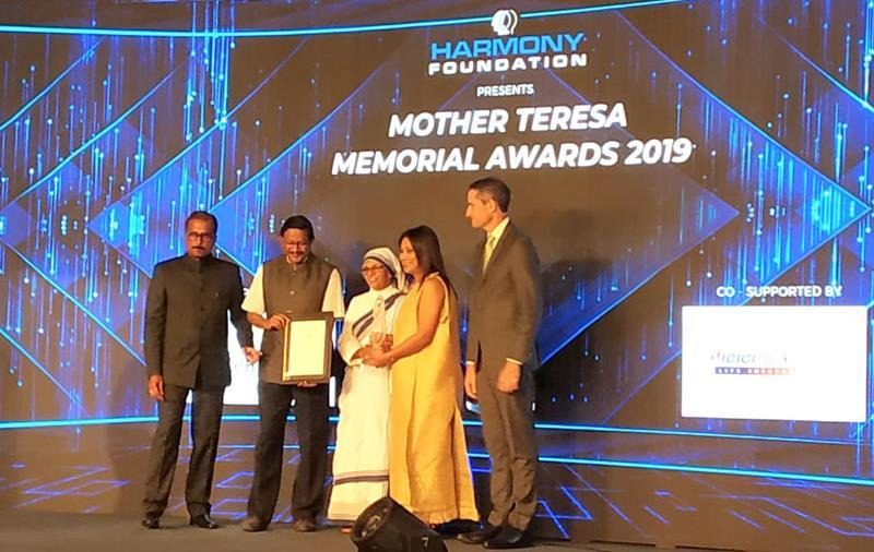 Meghalaya-based activist Hasina Kharbhib gets Mother Teresa Award