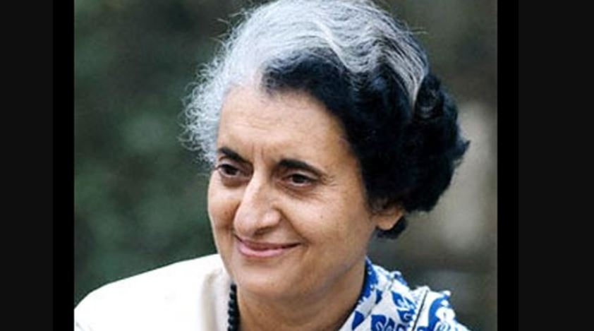 Meghalaya Congress pays tribute to Indira Gandhi on her 35th death anniversary