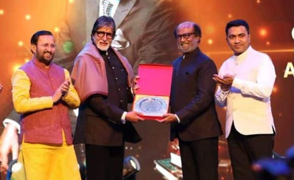 IFFI honors Dadasaheb Phalke award winner Amitabh Bachchan; launches retrospective