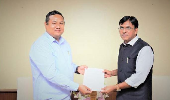 Ministry of Shipping approvesLoktak Inland Waterway Project