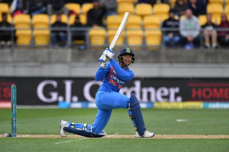 Smriti Mandhana, Rodrigues help India win ODI series against West Indies