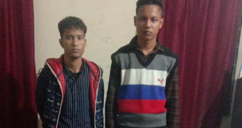 Three Hardcore ULFA (I) Rebels apprehended by Tinsukia Police