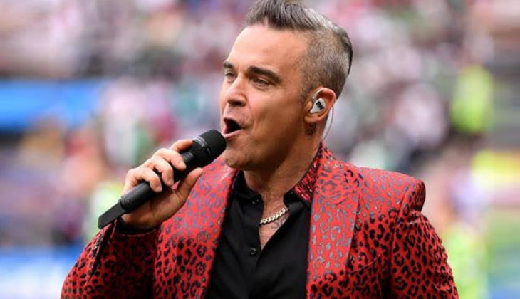 How Robbie Williams' near-death experience changed him