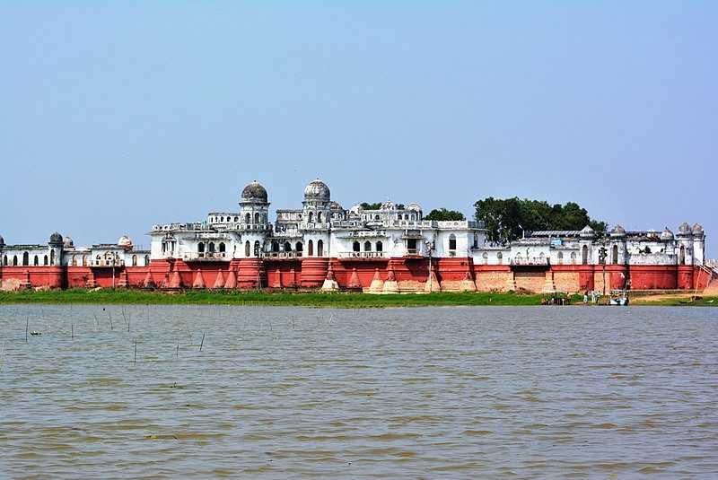Decreasing water level of Rudra Sagar Causes Concern