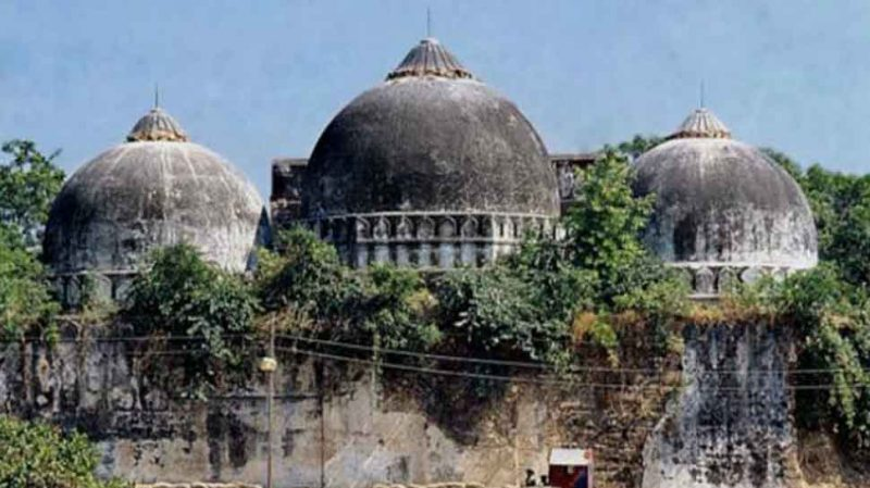 Centre asks States to Remain Alert ahead of Ayodhya Verdict