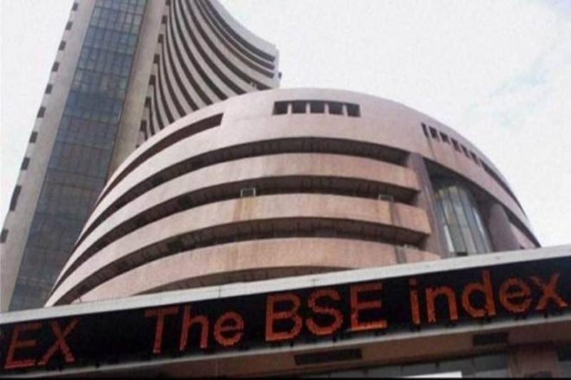 Sensex ends 200 points higher, Nifty settles at 12,101