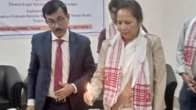 Workshop on drug and alcohol abuse held at LGBRIMH, Tezpur