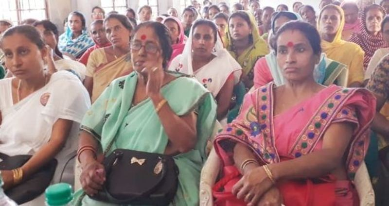 'Economic Freedom not possible without Cooperation of Women': Mahila Marcha
