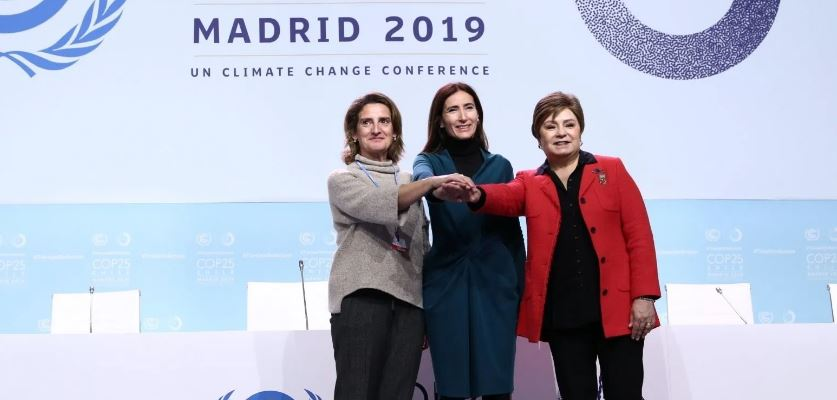 Three women to lead world to new climate plans under Kyoto Protocol