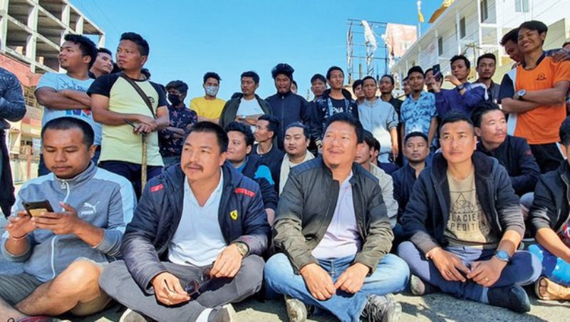 Centre should clear stand on Chakma-Hajong refugees: AAPSU