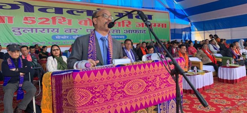 ABSU meet resolves to fight for peaceful resolution of Bodo issues at Kokrajhar district