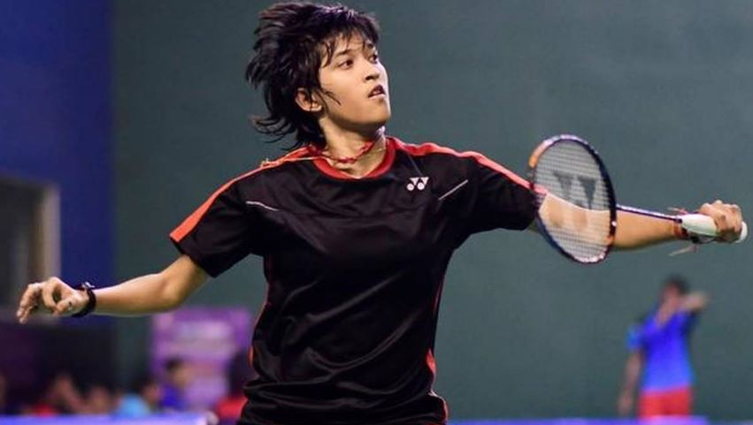 Ashmita Chaliha to face Gayatri in badminton final at 13th SAG