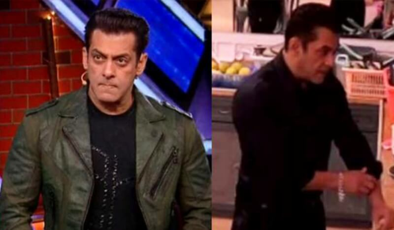 Salman Khan enters Big Boss house to clean up the mess