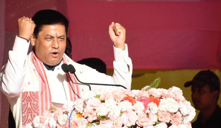 State Government is safeguarding jati, mati, bheti: Sarbananda Sonowal